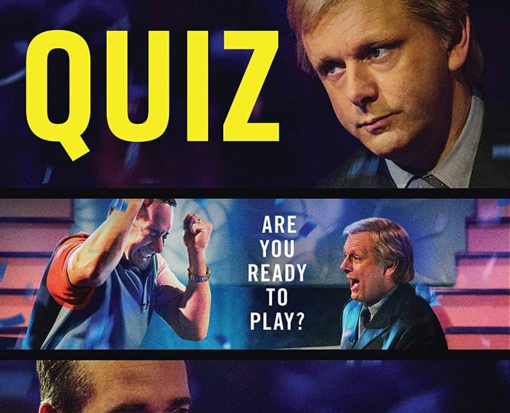 Quiz Bluray Cover