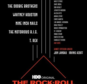 THE ROCK & ROLL HALL OF FAME 2020 INDUCTIONS Poster