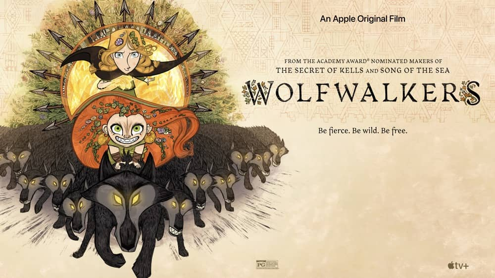 Apple TV Wolfwakers key art 16 9