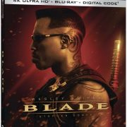 Blade 4K Bluray Cover