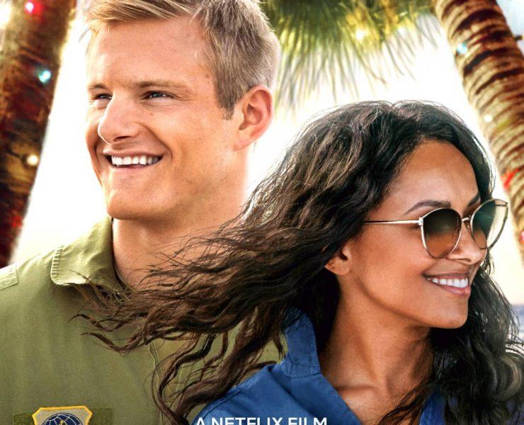 Operation Christmas Drop Poster Netflix