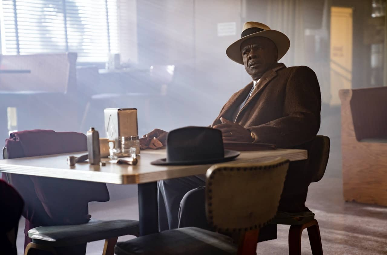"FARGO -- ""The Birthplace of Civilization"" - Year 4, Episode 5 (Airs October 18) Pictured: Glynn Turman as Doctor Senator. CR: Elizabeth Morris/FX"