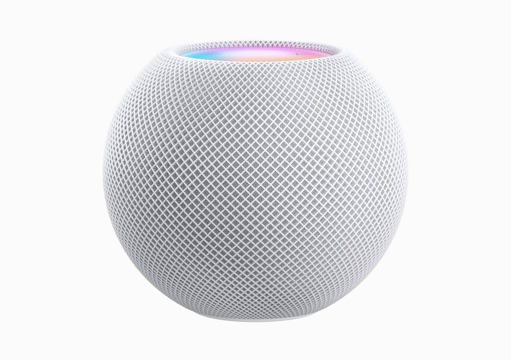 Apple homepod mini white 10132020