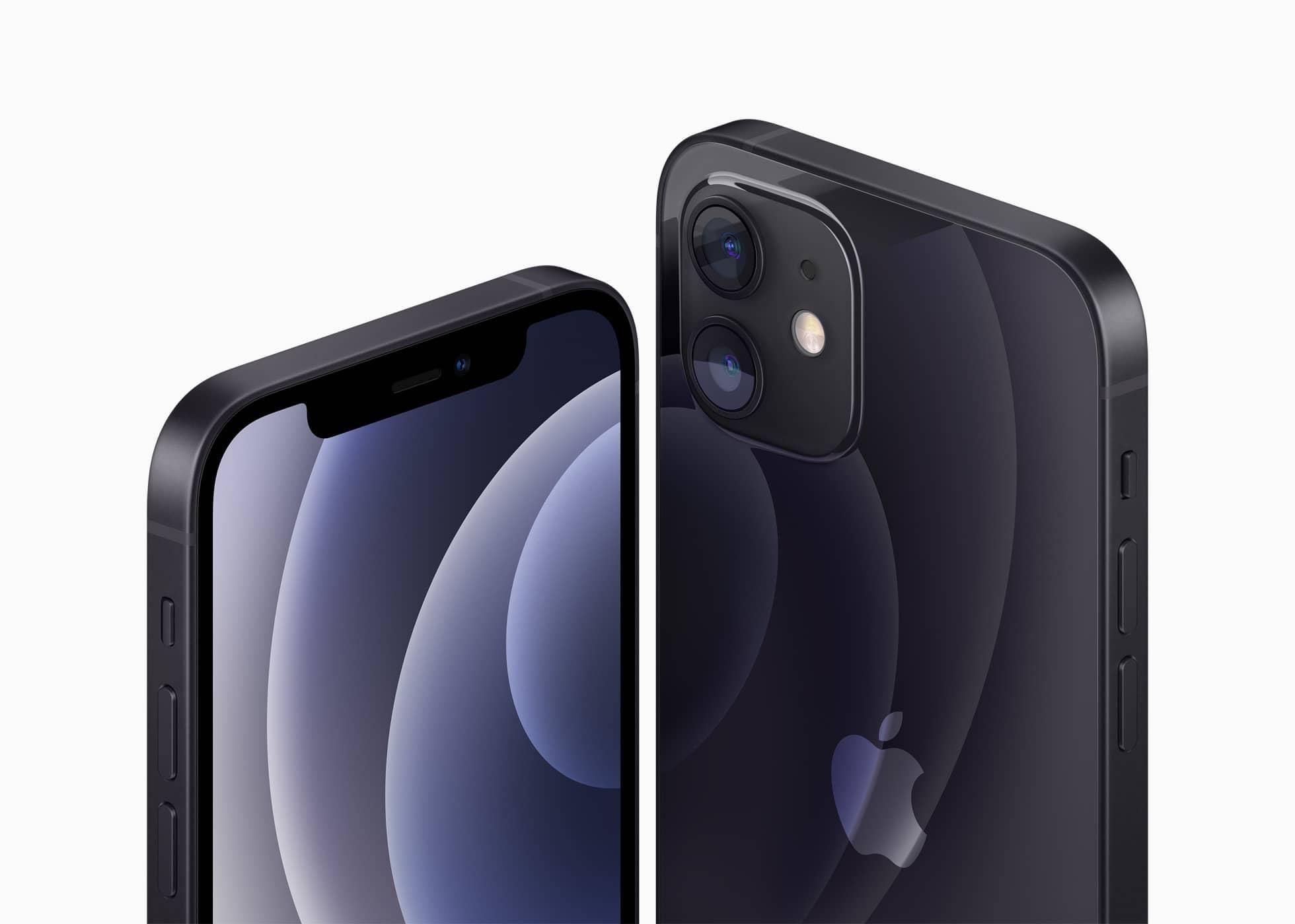 apple iphone 12 color black 10132020