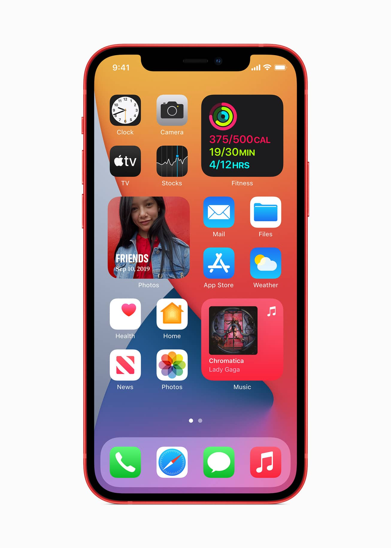 apple iphone 12 ios 14 springboard 10132020