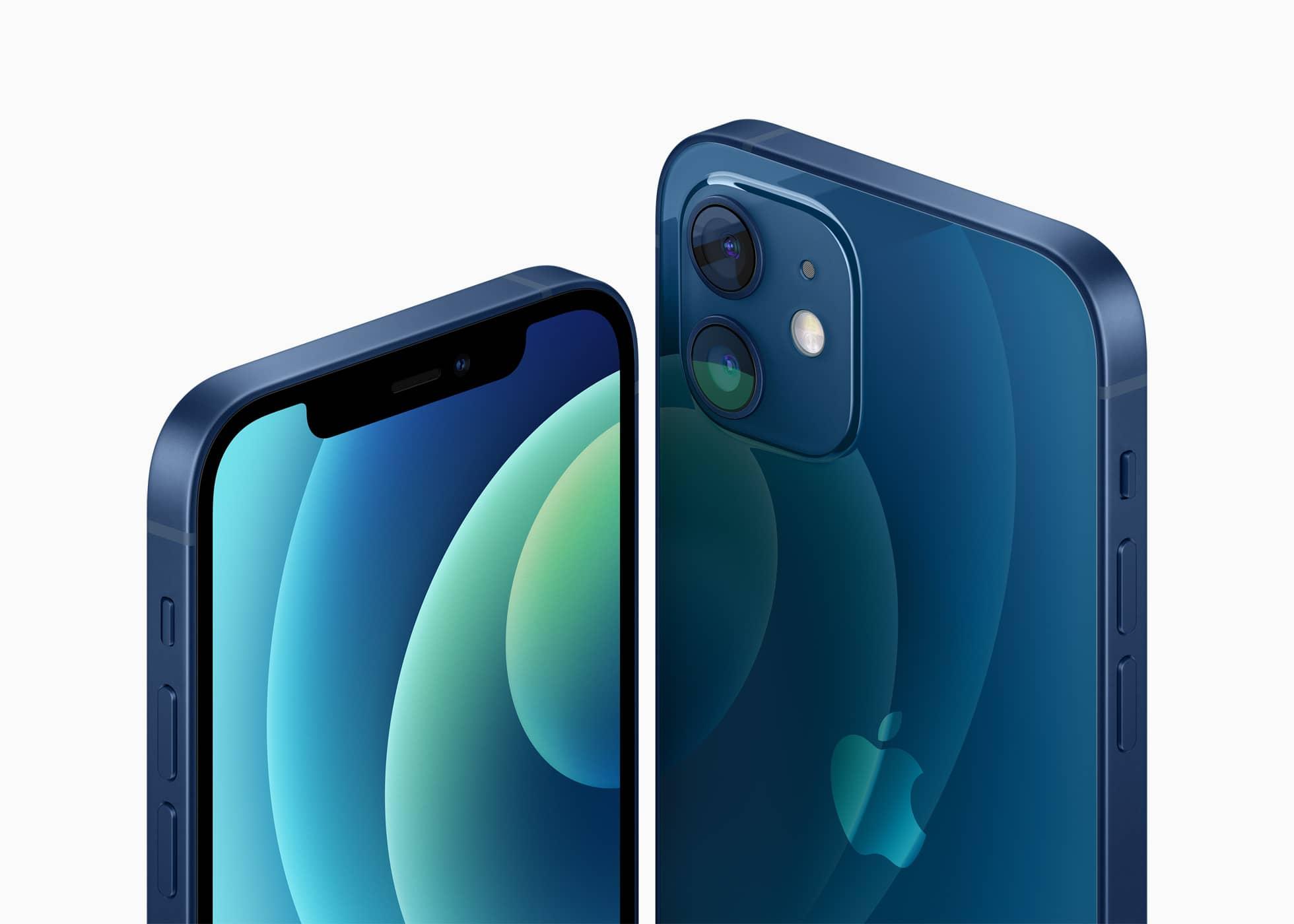 apple iphone 12 color blue 10132020
