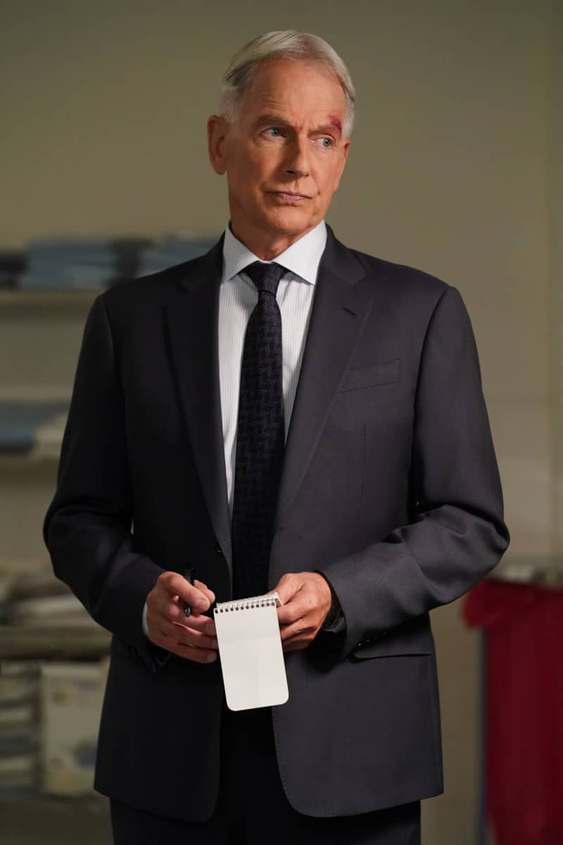 """Sturgeon Season"" -- Gibbs and Fornell (Joe Spano) attempt to track down the leader of a drug ring who supplied drugs to Fornell's daughter. Also, the team deals with the case of a missing cadaver from the NCIS autopsy room, on the 18th season premiere of NCIS, Tuesday, Nov. 17 (8:00-9:00 PM, ET/PT) on the CBS Television Network. Pictured: Mark Harmon as NCIS Special Agent Leroy Jethro Gibbs. Photo: Sonja Flemming/CBS ©2020 CBS Broadcasting, Inc. All Rights Reserved."