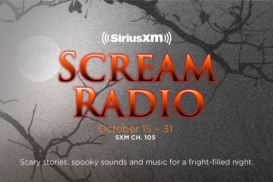 Siriusxm Halloween Music Channels 2020 SiriusXM And Pandora Present Halloween at Home with Music, Talk