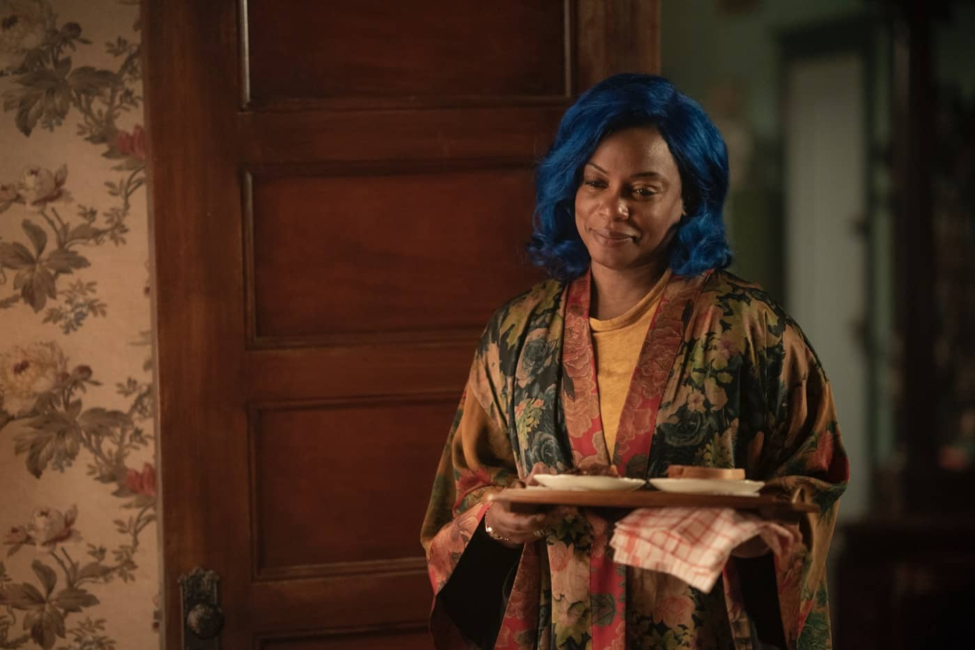 Aunjanue Ellis LOVECRAFT COUNTRY Season 1 - Episode 10 Photograph by Eli Joshua Ade/HBO