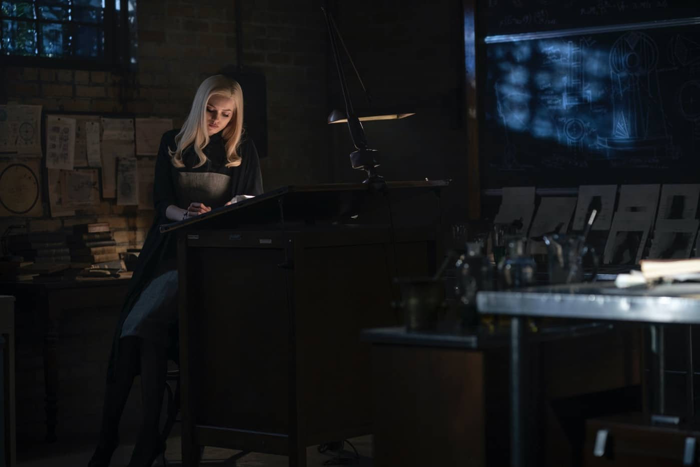 Abbey Lee LOVECRAFT COUNTRY Season 1 - Episode 10 Photograph by Eli Joshua Ade/HBO