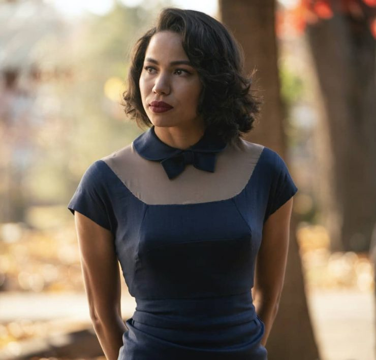 Jurnee Smollett LOVECRAFT COUNTRY Season 1 - Episode 10 Photograph by Eli Joshua Ade/HBO
