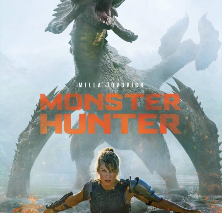 Monster Hunter Movie Poster