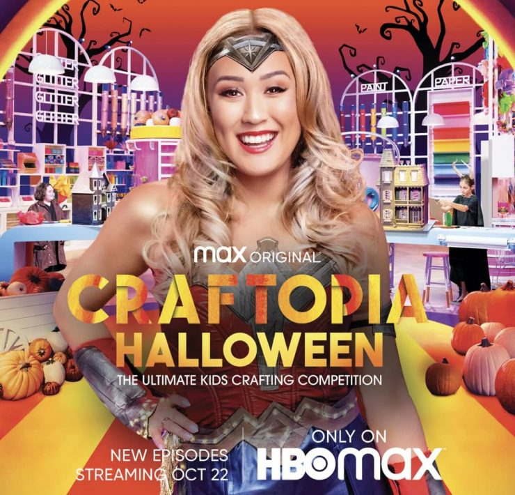 Craftopia HBO Max