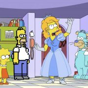 "THE SIMPSONS: Don't miss the annual terror-themed trilogy, including a frightening look at the 2020 election, parodies of Pixar and Spider-Man: Into the Spider-Verse and a ninth birthday Lisa just can't get over in the Halloween-themed ""Treehouse of Horror XXXI"" episode of THE SIMPSONS airing Sunday, Oct. 18 (8:00-8:31 PM ET/PT) on FOX. THE SIMPSONS © 2020 by Twentieth Century Fox Film Corporation."