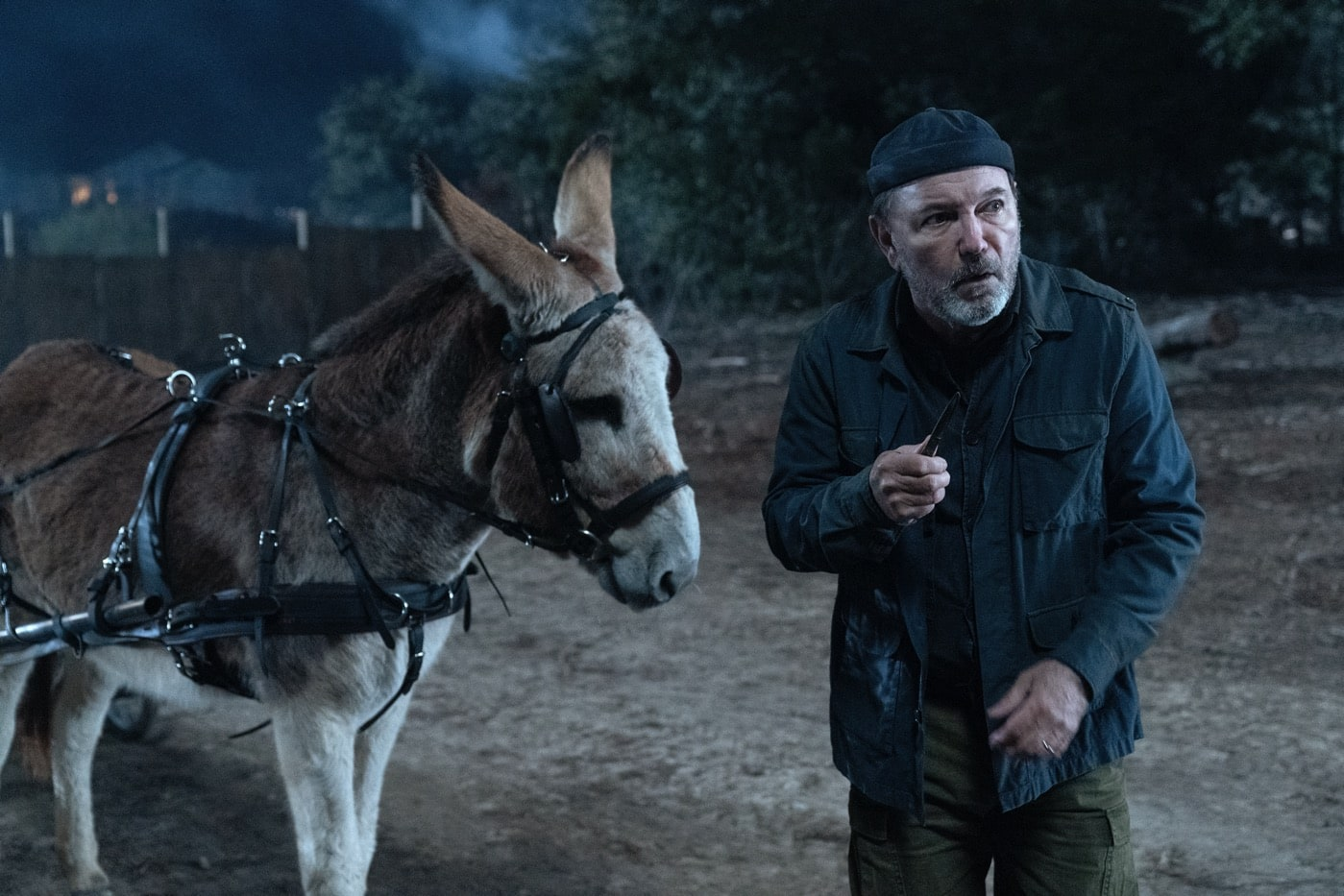 Rubén Blades as Daniel Salazar- Fear the Walking Dead _ Season 6, Episode 2 - Photo Credit: Ryan Green/AMC