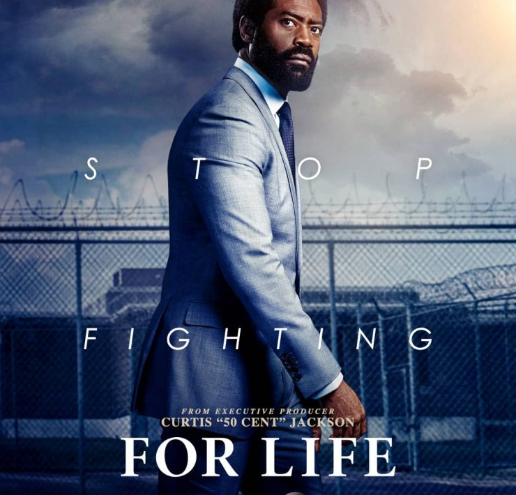 FOR LIFE Season 2 Poster Key Art