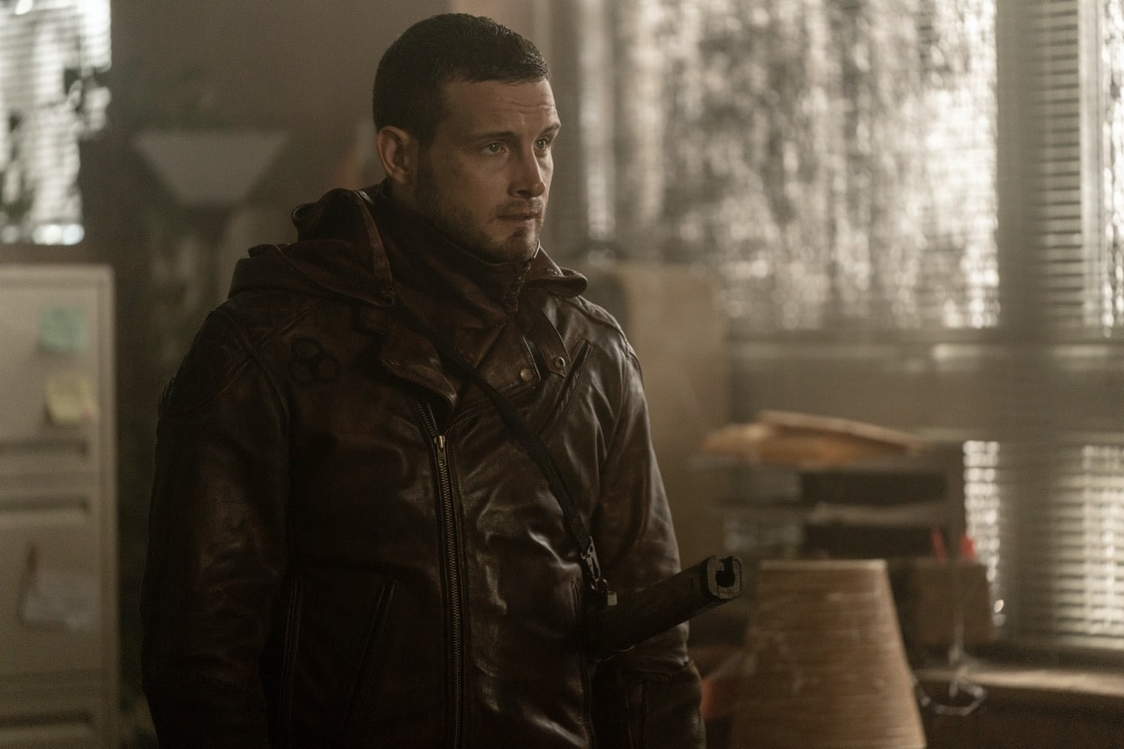 Nico Tortorella as Felix - The Walking Dead: World Beyond _ Season 1, Episode 3 - Photo Credit: Macall Polay/AMC