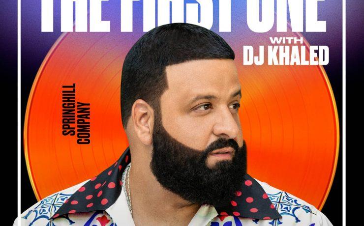DJ Khaled Amazon Podcast The First One