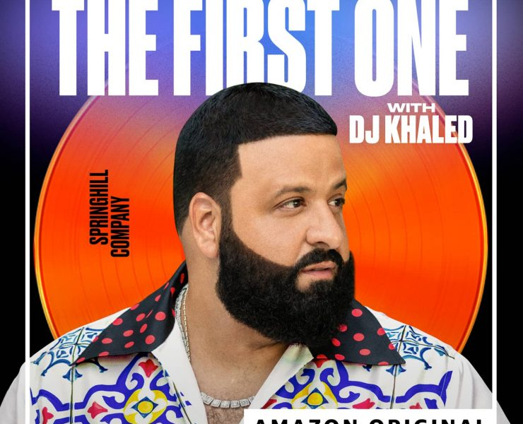 DJ Khaled Amazon Podcast The First One