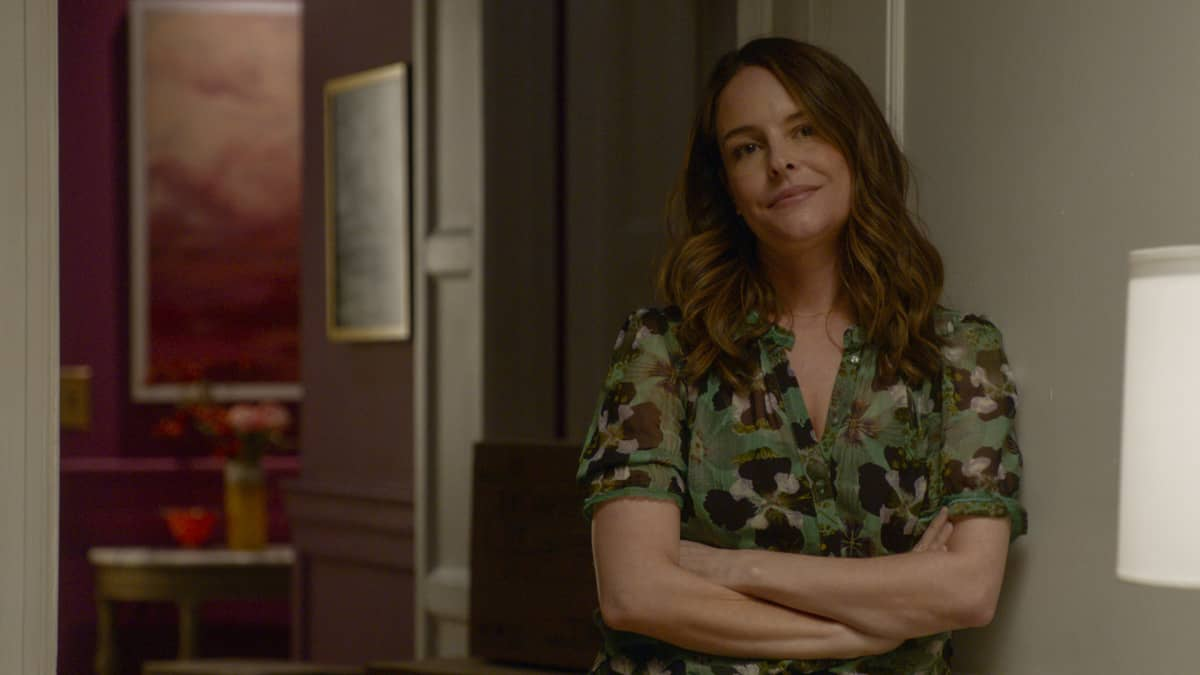 """""""My Corona"""" – Bull and the TAC team struggle to adjust to a virtual court system as they weather the New York City shutdown due to the coronavirus, on the fifth season premiere of BULL, Monday, Nov 16 (10:00-11:00 PM, ET/PT) on the CBS Television Network. Pictured: Yara Martinez as Isabella """"Izzy"""" Colón Photo: Screen Grab/CBS ©2020 CBS Broadcasting, Inc. All Rights Reserved"""