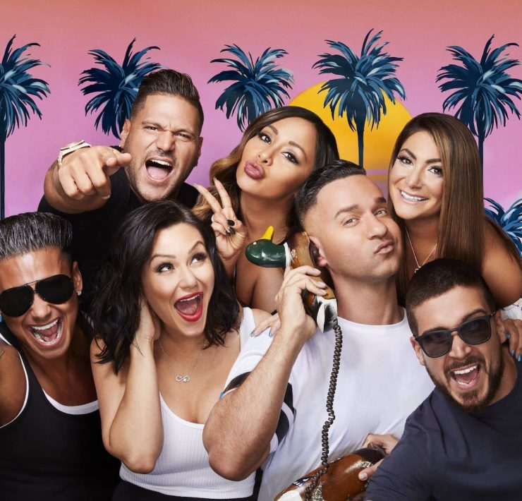 Jersey Shore Family Vacation Cast MTV