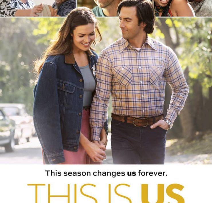 This Is Us - Season 5 Poster Key Art
