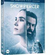 Snowpiercer S1 DVD