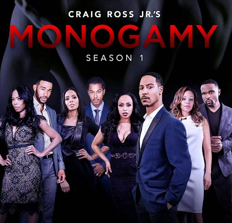 Monogamy Season 1 DVD