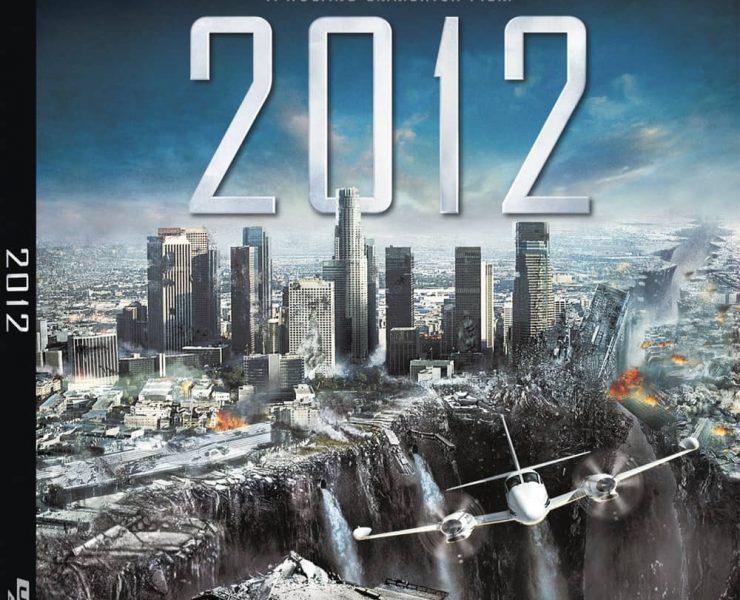 2012 4K Blu-ray Cover Artwork