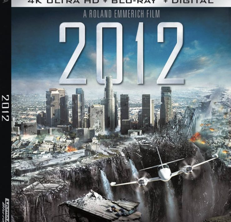 2012 4K Blu-ray Cover Artwork