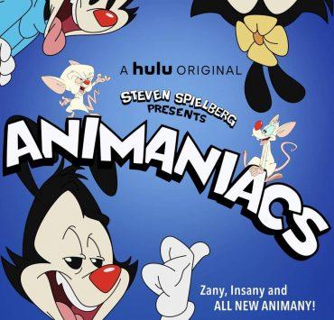 Animaniacs Official Hulu Poster Key Art