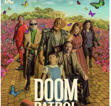 Doom Patrol Season 2 Bluray Cover