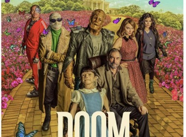 Doom Patrol Season 2 Bluray Cover