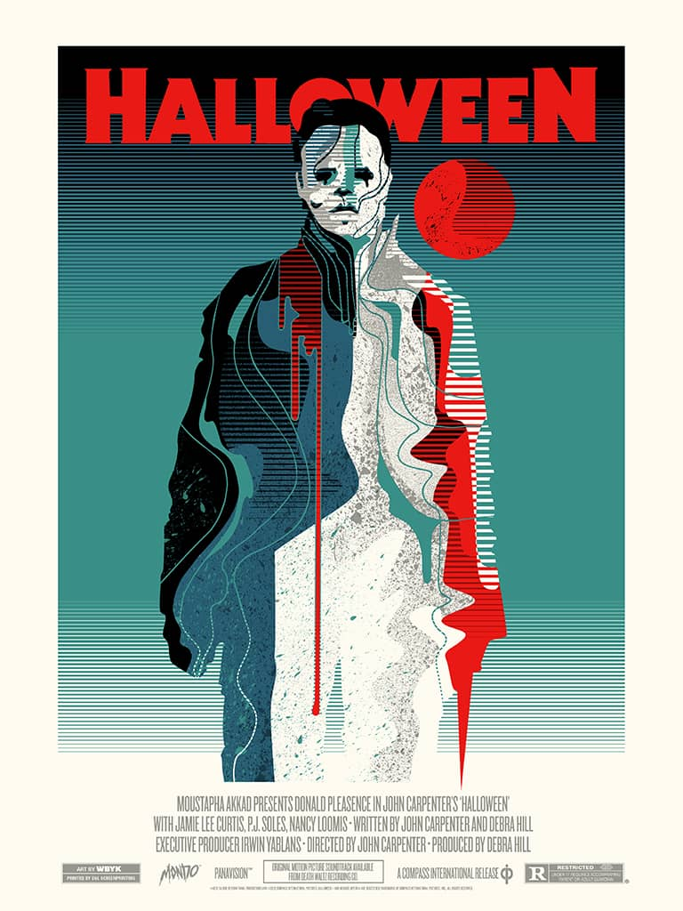 Halloween Mondo Poster We Buy Your Kids