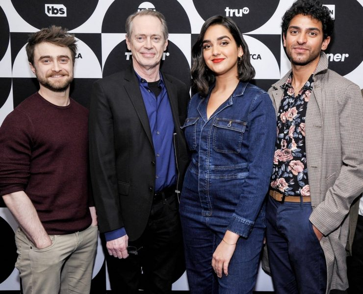 Miracle Workers Cast TBS