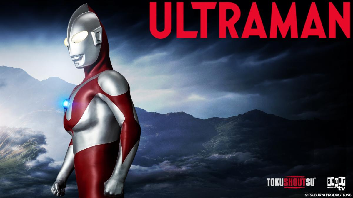 Ultraman Launch