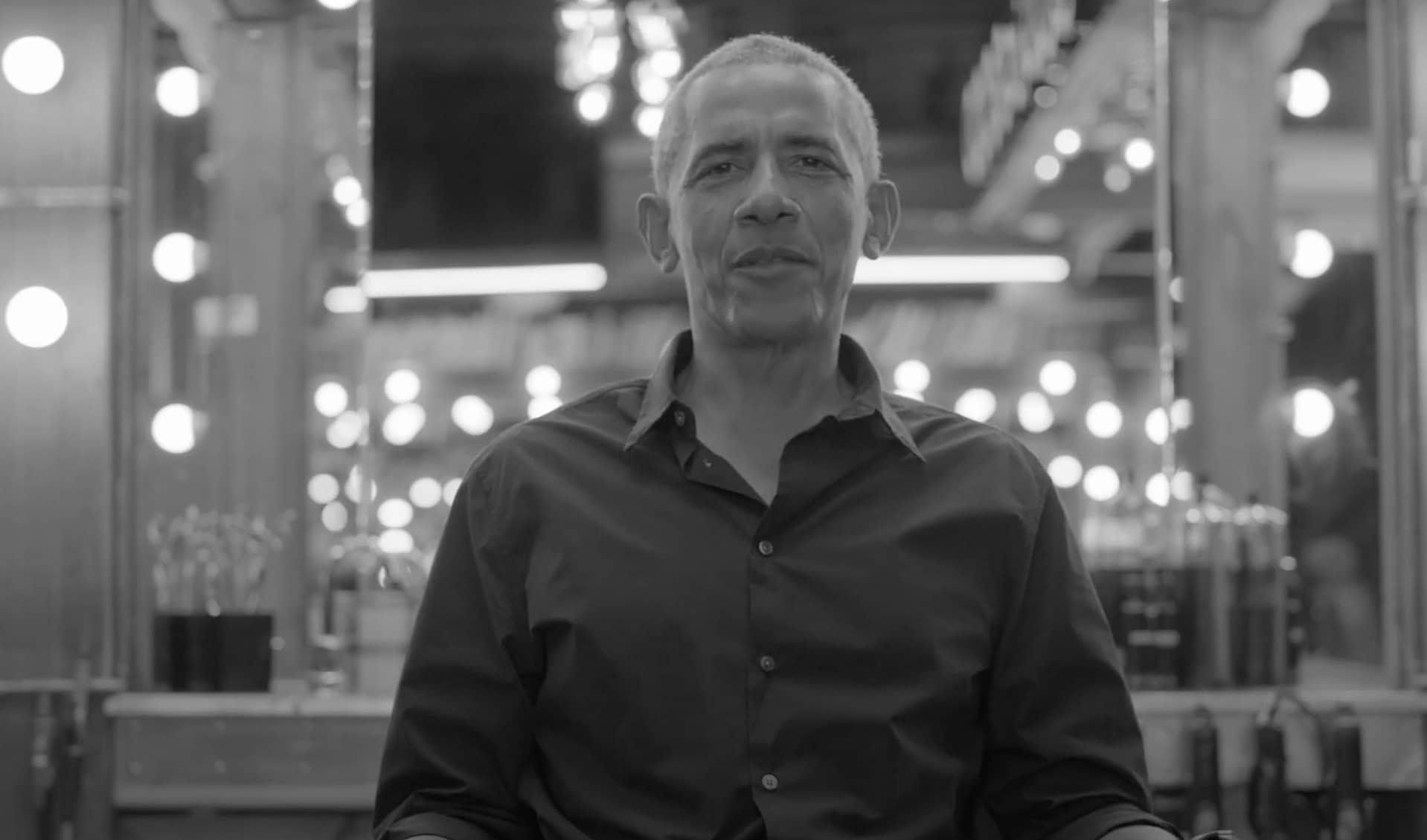 Barack Obama The Shop HBO