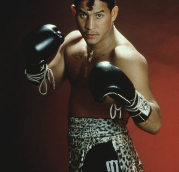 MACHO: THE HECTOR CAMACHO STORY. Photo credit: Courtesy of SHOWTIME.