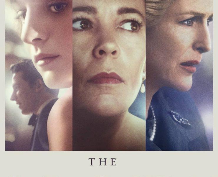 The Crown Season 4 Poster Key Art Netflix