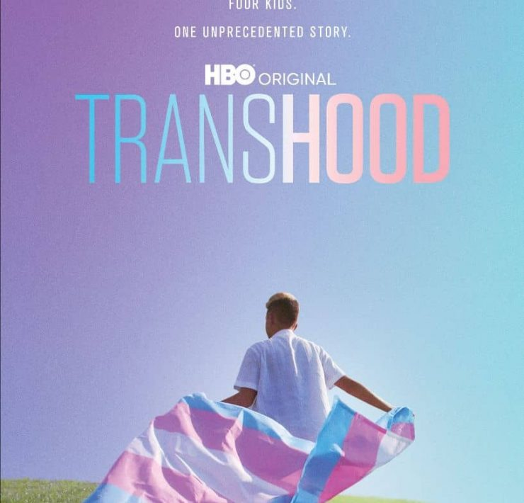 Transhood HBO Key Art Poster
