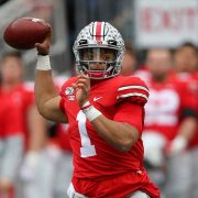 Justin Fields Ohio State