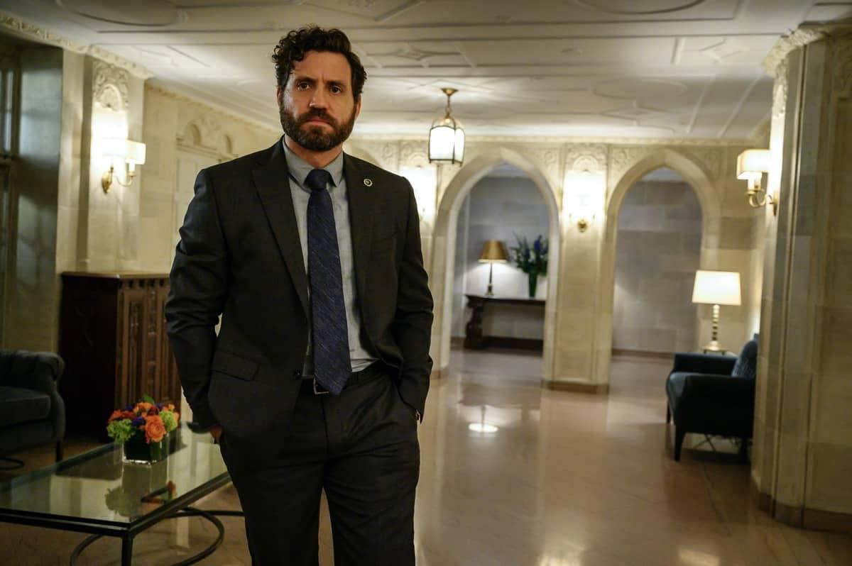 Edgar Ramirez The Undoing Episode 2 Photograph by David Giesbrecht/HBO