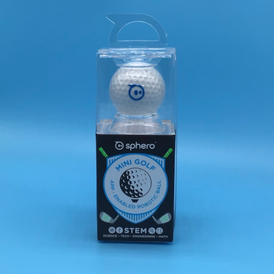 Mini Golf Sphero