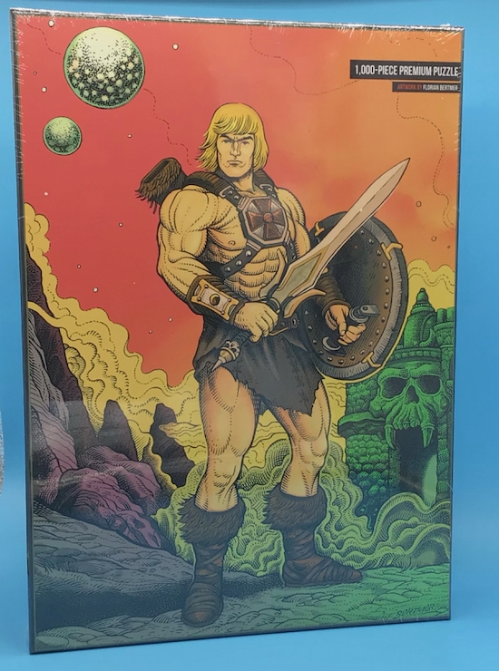 Masters Of The Universe Puzzle