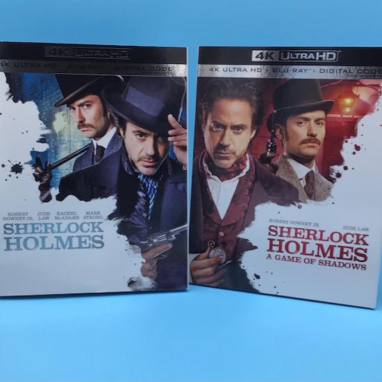 Sherlock Holmes 4K