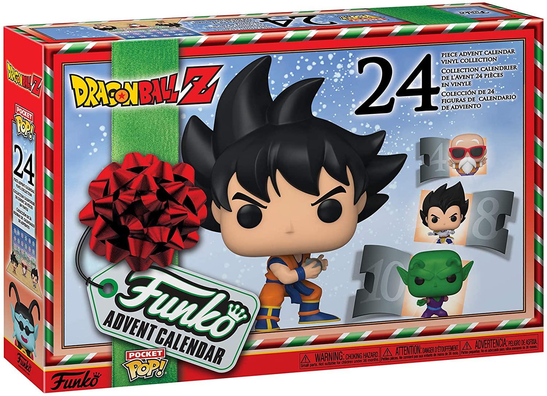 Dragonball Z Advent Calendar Funko