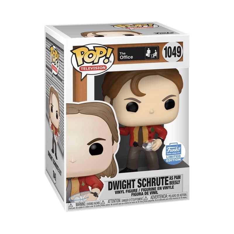 Dwight As Pam Funko 1