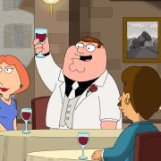 "FAMILY GUY: When Joe asks Peter to be the godfather to his daughter, Peter commits to his mistaken interpretation of the role so much that he becomes a real gangster in the ""La Famiglia Guy"" episode of FAMILY GUY airing Sunday, Nov. 8 (9:30-10:00 PM ET/PT) on FOX. FAMILY GUY © 2020 by Twentieth Century Fox Film Corporation."