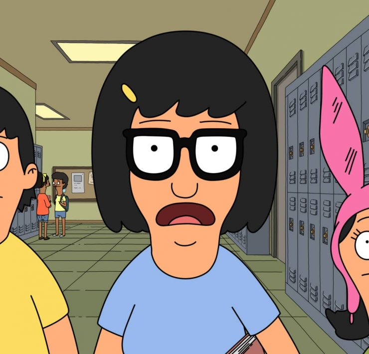 "BOB'S BURGERS: Tina is put in charge of the Wagstaff School time capsule project, but she makes an enemy when she rejects Tammy's submission. Meanwhile, Bob teases Linda over her inability to whistle in the ""Fast Time Capsules at Wagstaff School"" episode of BOB'S BURGERS airing Sunday, Nov. 8 (9:00-9:30 PM ET/PT) on FOX. BOB'S BURGERS © 2020 by Twentieth Century Fox Film Corporation."