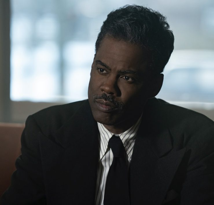 "FARGO -- ""The Nadir"" - Year 4, Episode 8 (Airs November 8) Pictured: Chris Rock as Loy Cannon. CR: Elizabeth Morris/FX"
